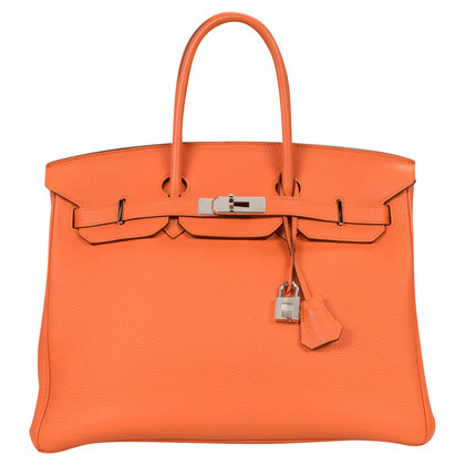 "Hermès ""Birkin Bag 35 Togo leather"""