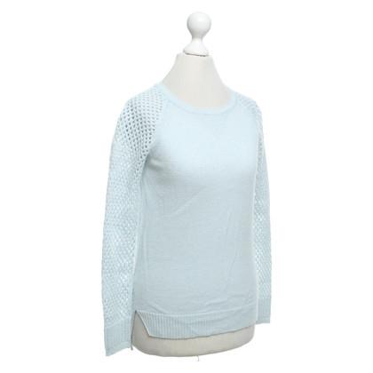 Karen Millen Sweater in licht turquoise