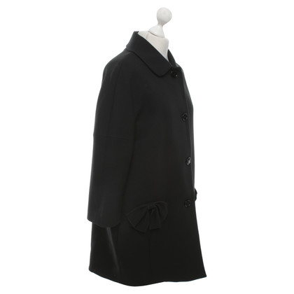 D&G Coat in black