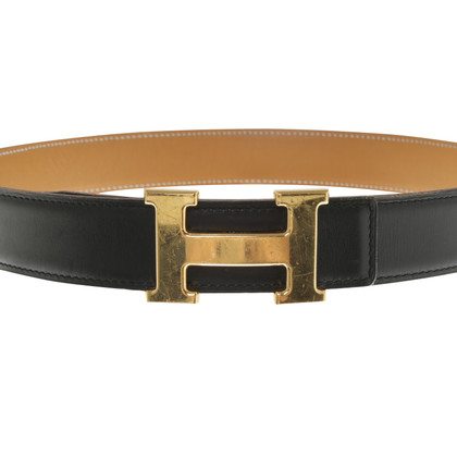 Hermès Reversible Belt Leather