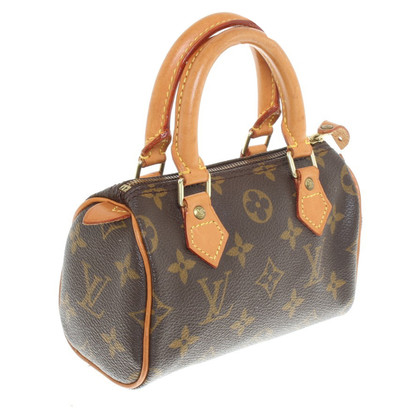 "Louis Vuitton ""Nano Speedy Monogram Canvas"""