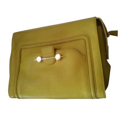 Jason Wu Leder Clutch