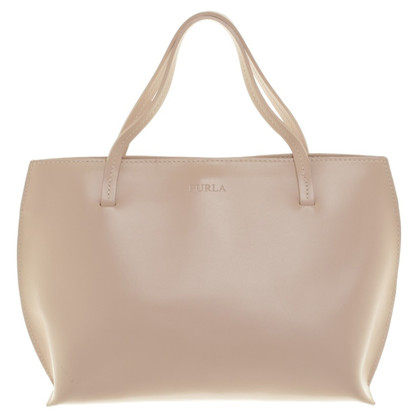 Furla Small handbag in nude
