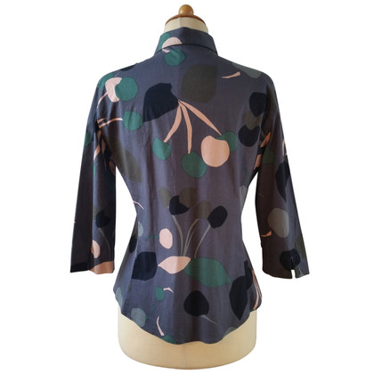 Miu Miu fitted blouse