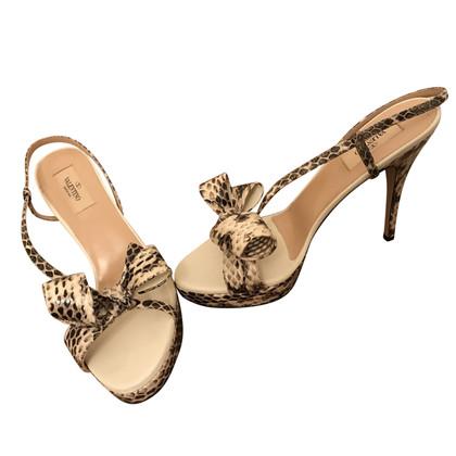 Valentino Valentino Bow Sandals