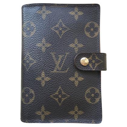 Louis Vuitton Agenda Monogram