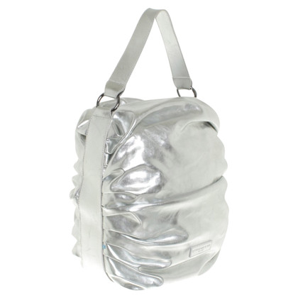Strenesse Blue Silver color Tote Bag