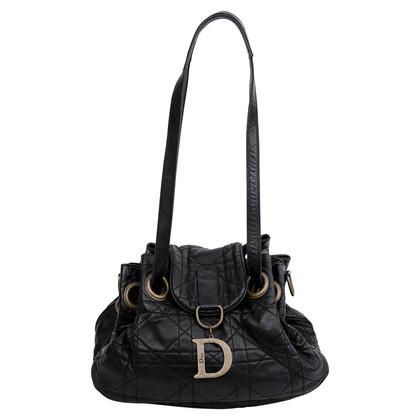 Christian Dior Pouch in zwart