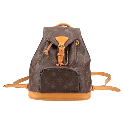 "Louis Vuitton ""Montsouris PM Monogram Canvas"""