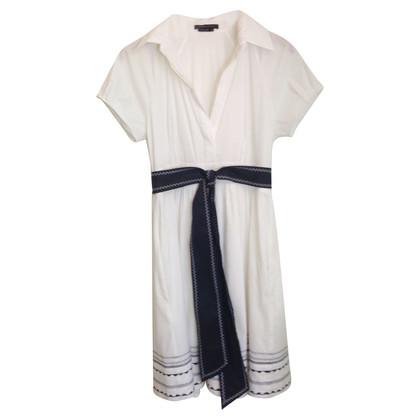 BCBG Max Azria vestito bianco