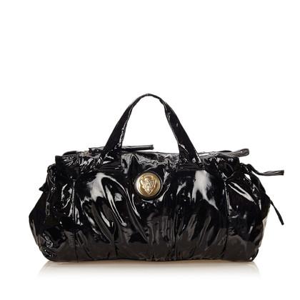 Gucci Lackleder Handtasche