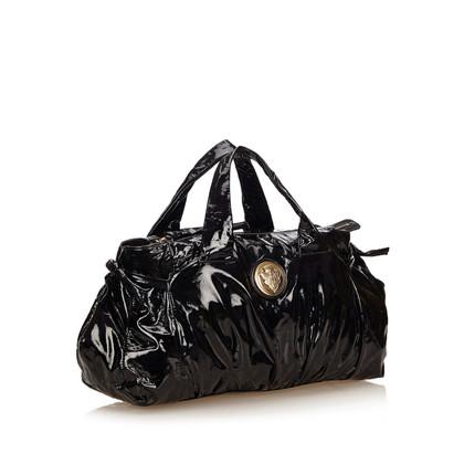Gucci Patent Leather Handbag