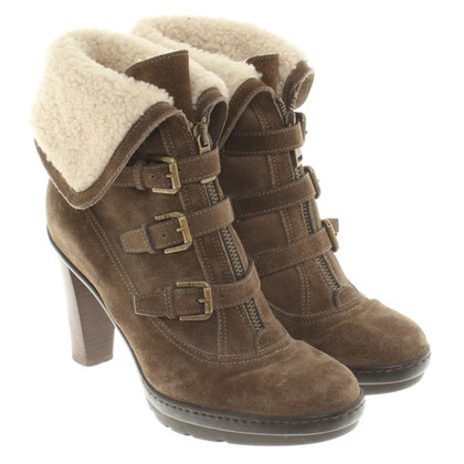 Ralph Lauren Ankle boots made of suede