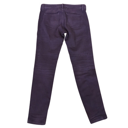 Closed Biker Jeans Bordeaux