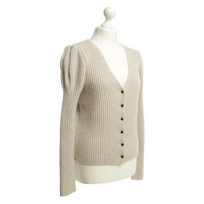 Rena Lange Strickjacke in Beige
