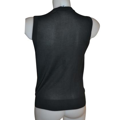Dolce & Gabbana zwart vest