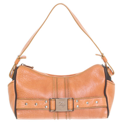 Fay Metallo leather bag