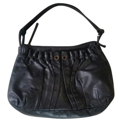 Coccinelle Black leather handbag