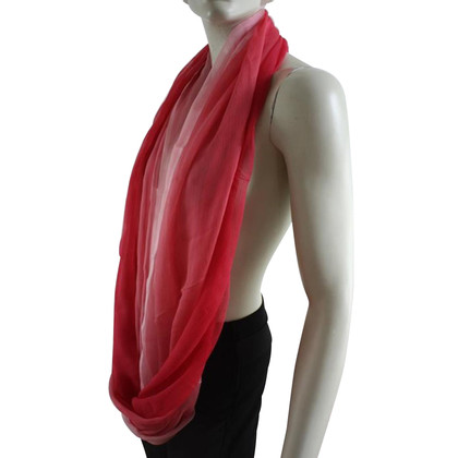 Marc Cain Silk tunnel scarf