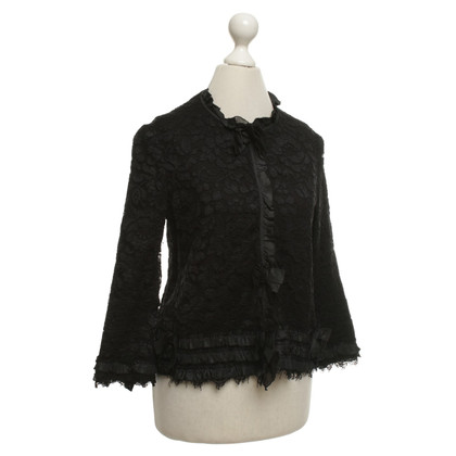 Moschino Jacket with lace