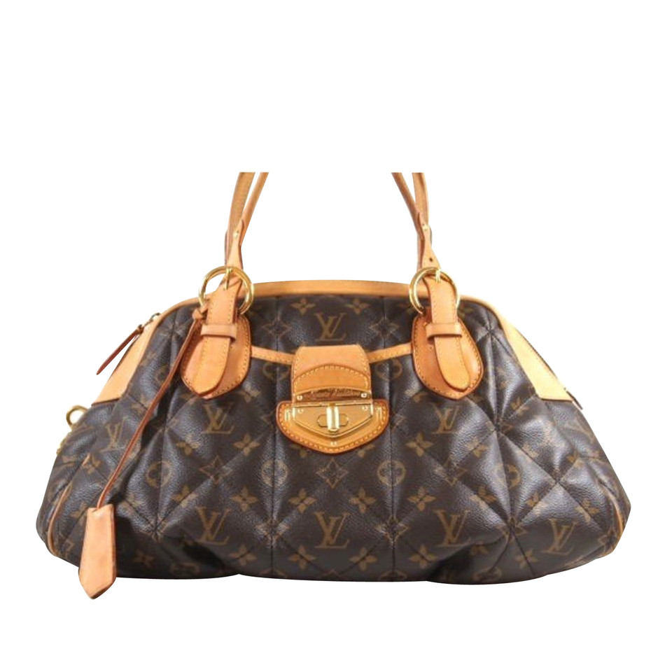 louis vuitton handbag monogram canvas buy second hand louis vuitton handbag monogram canvas. Black Bedroom Furniture Sets. Home Design Ideas