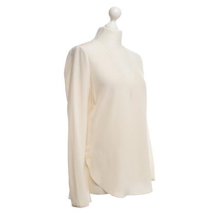 Schumacher Silk blouse in cream