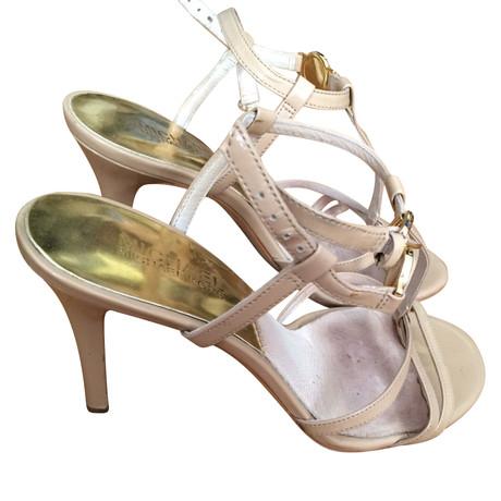 Verkauf Neueste Michael Kors Sandaletten Nude Spielraum Shop-Angebot j36Gw