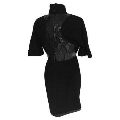 Karl Lagerfeld Zwarte jurk