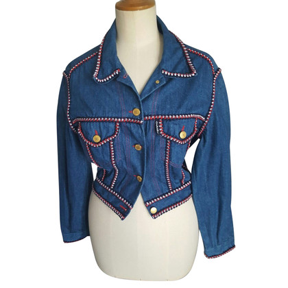 Chanel Giacca di jeans vintage
