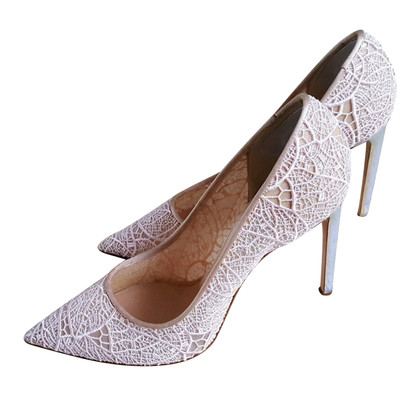 Giambattista Valli pumps en rose