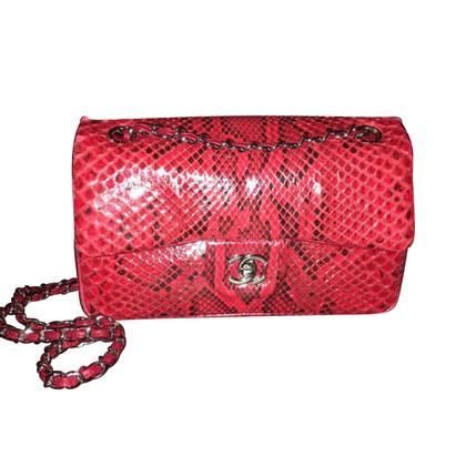 """Chanel """"Bb3e71dc Medium"""" pelle pitone"""