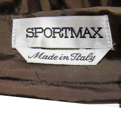 Sport Max skirt with Print