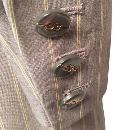 Escada Jacket with pinstripe