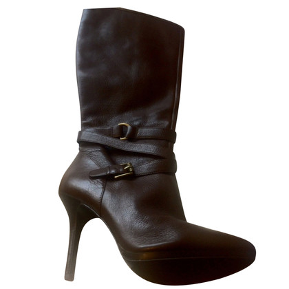 Ralph Lauren Leren laarzen