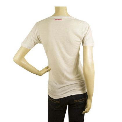 Dsquared2 top in White