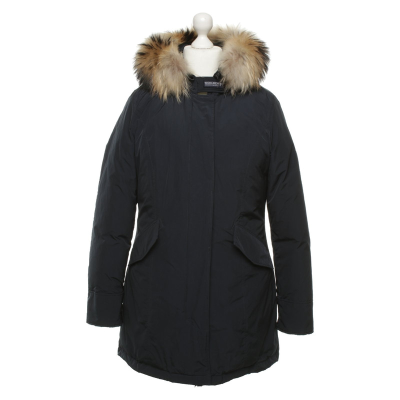 Woolrich winterjacke damen sale