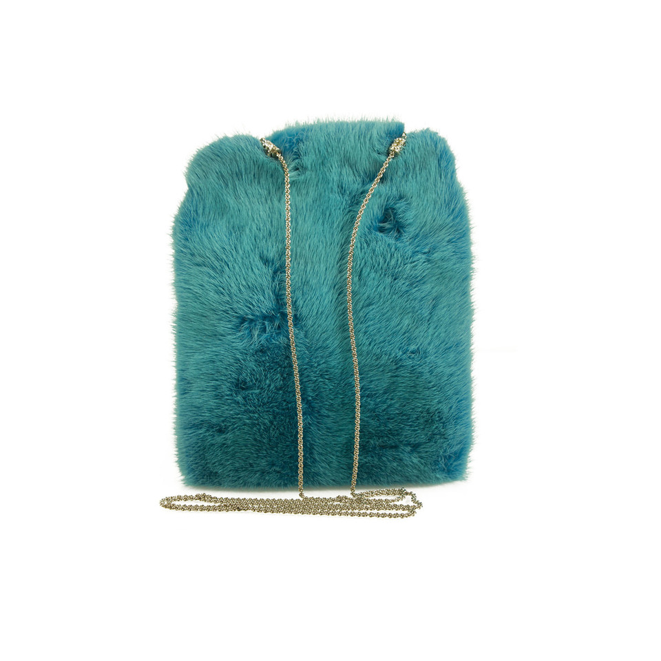 Ferre Shoulder bag with fur