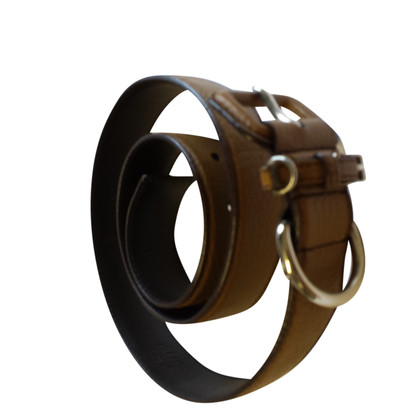 Jil Sander Belt with statement buckle
