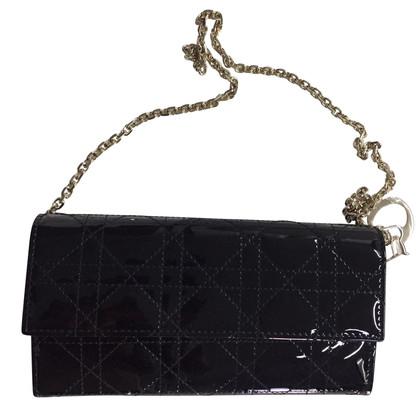 Christian Dior Wallet as a shoulder bag
