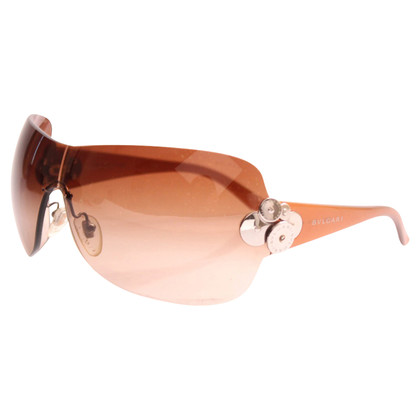 Bulgari Occhiali da sole Brown 6009 Shield
