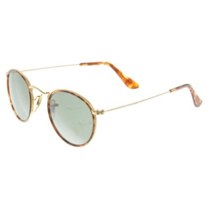 Ray Ban Sonnenbrille mit Schildpattmuster