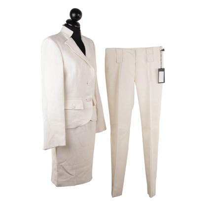 Versace Blazer, skirt & Hose