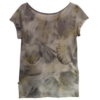 Marc Cain Semi-transparent blouse