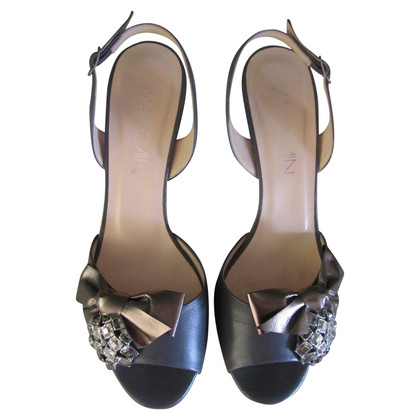 Marc Cain Sling pumps met Strass