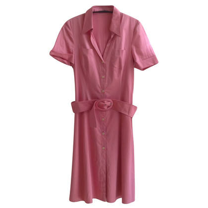 St. Emile Shirt Dress in Pink