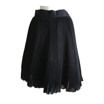 Ella Singh Vintage rok uit zonne Plissee