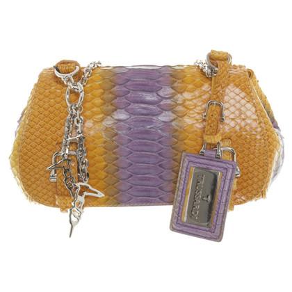 Andere Marke Trussardi - Umhängetasche aus Reptilleder