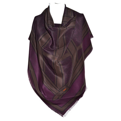 Burberry Silk scarf patterns