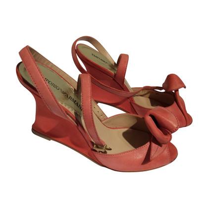 Armani Collezioni Sandals Wedge