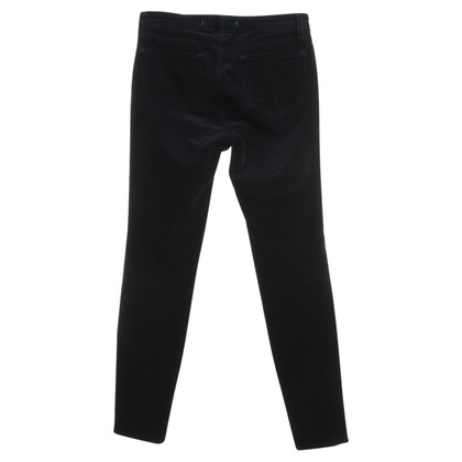 J Brand Corduroy trousers in dark blue
